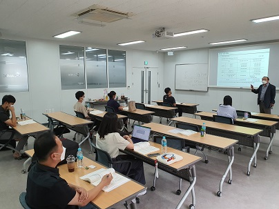 2021년 제4차 전라북도 성장사다리기업 담당자 역량강화 교육