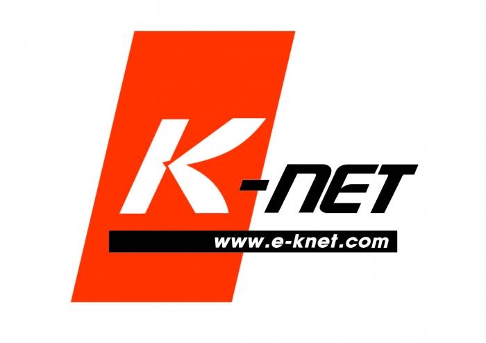 케이넷(주) 로고
